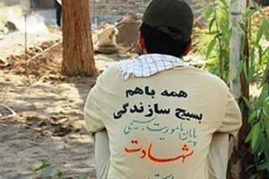 تصویر از محرومیت زدایی از روستایی مامایی گرگان به همت جهادگران خاکی