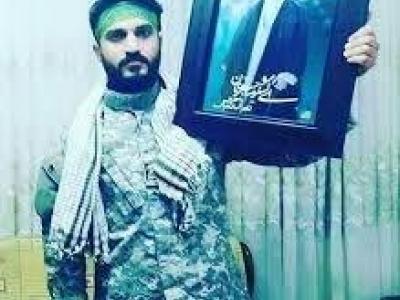 تصویر از بازگشت پیکر فرمانده ایرانی پس از یک سال +تصاویر