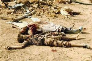 تصویر از انتقام خون قربانیان حمله تروریستی الناصریه عراق گرفته شد+ تصاویر