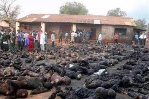 تصویر از مراسم محکومیت کشتار مسلمان میانمار در قم برگزار میشود