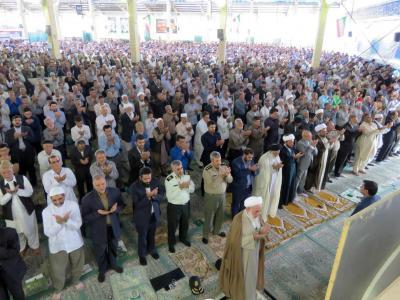 تصویر از امام جمعه زاهدان جنایت بوداییان میانمار در حق مسلمانان را محکوم کرد