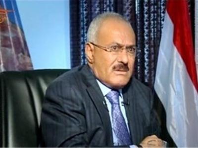 تصویر از علی عبدالله صالح: هیچ اختلافی با جنبش انصارالله نداریم