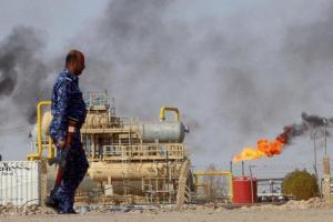 تصویر از منطقه نفتخیز عراق در خطر از دست دادن سرمایهگذاران خارجی