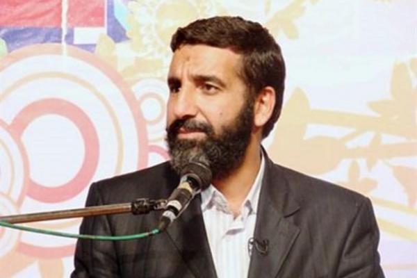 تصویر از شهید حججی بهترین نشانه برای پیروزی جبهه حق است