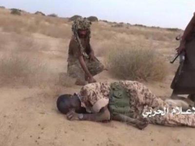 تصویر از هلاکت ۱۶ مزدور سعودی به دست نیروهای یمنی