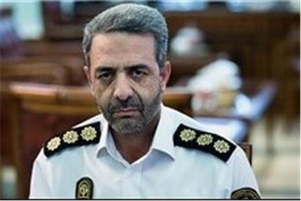 تصویر از محدودیت های تردد و توقف مراسم تشییع پیکر شهید حججی در تهران اعلام شد