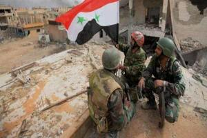 تصویر از هلاکت سرکرده داعش به همراه ۳۰ تروریست در سوریه
