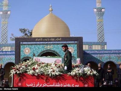 تصویر از تصاویر/تشییع پیکر شهید محسن حججی در نجفآباد- اصفهان  