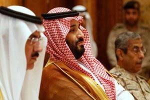 تصویر از عربستان در جراحات نزاع با ایران گرفتار شده است