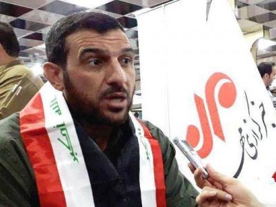 تصویر از از نقش ایران و قاسم سلیمانی در حمایت از عراق علیه داعش متشکریم
