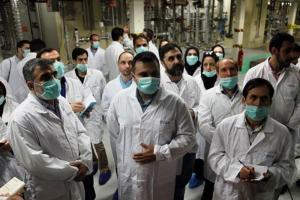 تصویر از پاسخ به ابهامی درباره دوربینهای نصب شده از سوی آژانس/ توانمندیهای فنی ایران در بازگشت سریع به پیش از برجام