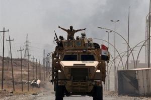تصویر از آزادسازی چندین روستا در کرانه چپ الشرقاط در استان صلاحالدین