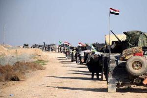 تصویر از آمادگی نیروهای عراقی برای آزادسازی «القائم» از لوث داعش