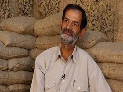 تصویر از خاطره شهید مدافع حرم از حضورش در عملیات کربلای ۵+فیلم