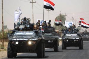 تصویر از هلاکت ۲۷۰ داعشی در عملیات آزادسازی الحویجه