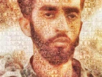 تصویر از عکس/ نماد همه شهیدان مدافع حرم