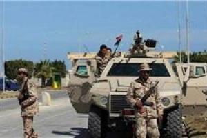 تصویر از ارتش لیبی صبراته را به طور کامل آزاد کرد