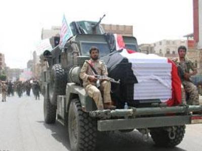 تصویر از نابودی مواضع سعودی ها توسط رزمندگان یمنی + فیلم