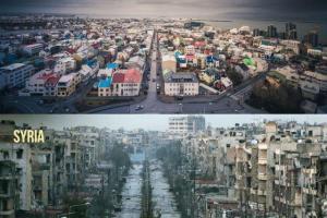 تصویر از ۱۰ کشور صلحآمیز و ۱۰ کشور ترورزدۀ جهان