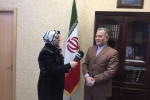تصویر از سفیر ایران: پروژه های جدید انرژی و حمل و نقل منطقه قفقازجنوبی را متحول خواهد کرد