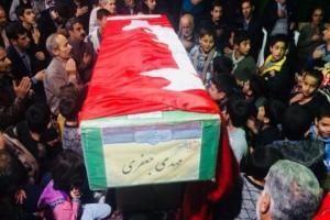 تصویر از مجالس عزاداری برخوار به قدوم شهید مدافع حرم مزین شد+ تصاویر