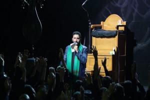 تصویر از مراسم عزاداری سالار شهیدان در خیمه حسینی بچه های آسمان اصفهان + تصاویر