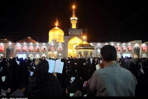 تصویر از ویژه برنامههای شهادت امام سجاد(ع) در بارگاه منور رضوی برگزار میشود