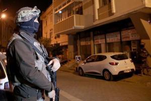 تصویر از دستگیری ۶ مظنون به عضویت داعش در ترکیه