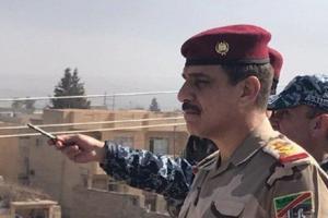 تصویر از ارتش عراق رسما آزادی حویجه را اعلام کرد