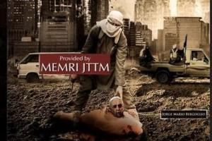 تصویر از داعش واتیکان را تهدید به حملات تروریستی کرد