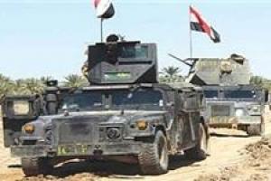تصویر از آغاز عملیات آزادسازی «راوه» در عراق از ۳ محور