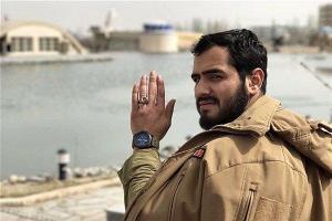 تصویر از نماینده ولی فقیه در استان شهادت مدافع حرم تبریزی را تسلیت گفت