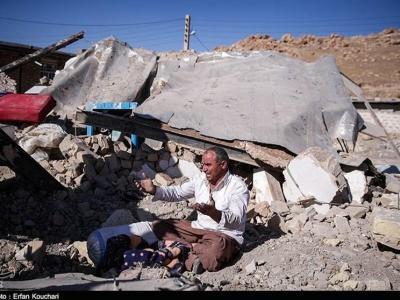 تصویر از گروههای جهادی بسیج دانشجویی خوزستان آماده کمک به زلزلهزدگان کرمانشاه هستند