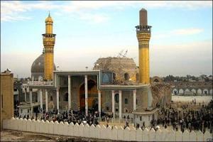 تصویر از دلیل تخریب حرم امام حسن عسکری (ع) چه بود؟
