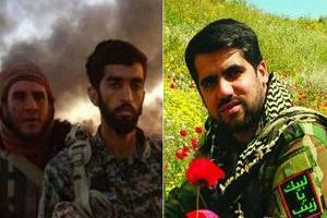 تصویر از تسلیت خانواده شهید حُججی به خانواده شهید علیرضا جیلان