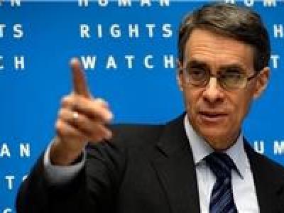 تصویر از مدیر دیدهبان حقوق بشر از «چراغ سبز ترامپ به سعودیها» انتقاد کرد