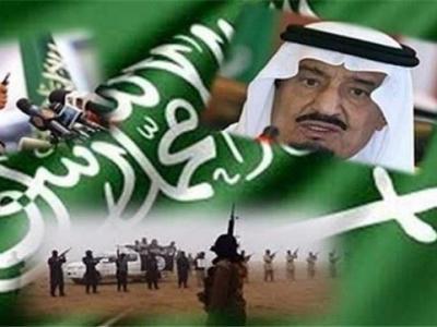 تصویر از انزوای عربستان