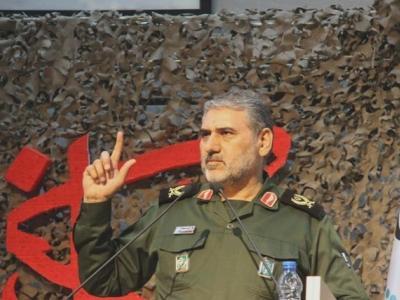 تصویر از فرمانده سپاه خوزستان:روشنگری ، وظیفه دانشجویان در دوره های مختلف است