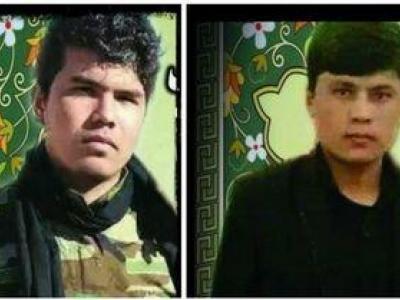 تصویر از غیرتمندی سومین شهید خانواده افغانستانی