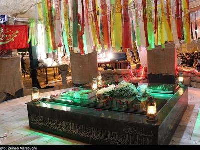 تصویر از یادواره ۵۰۰ شهید دفاع مقدس در بوئینزهرا برگزار میشود