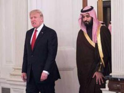 تصویر از المانیتور: ولیعهد ضعیف سعودی دیگر هیچ آبرو و اعتباری به عنوان دشمن اسرائیل ندارد
