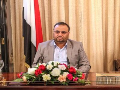 تصویر از رهبر شورای عالی سیاسی یمن: فتنه عاملان خارج از قانون در  نطفه خفه شد