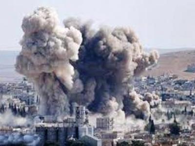 تصویر از پانزده شهروند یمنی در حملات جنگندههای سعودی به شهادت رسیدند