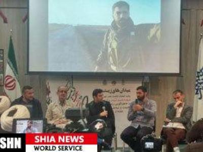 تصویر از هرجا شیعیان حضور داشتند، داعشی ها جرأت عرض اندام نداشتند