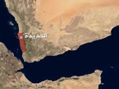 تصویر از حمله جنگندههای سعودی به «حدیده» ۵ شهید برجای گذاشت