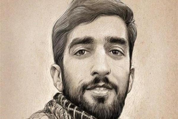 تصویر از توهین بیشرمانه کانال های ضد انقلاب به شهید حججی +تصاویر