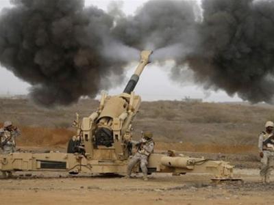 تصویر از کشته و زخمی شدن دهها مزدور عربستان در حملات تلافیجویانه یمنیها