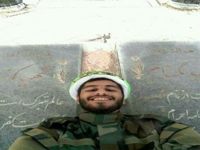 تصویر از برادرم به سوریه رفت تا بار دیگر شاهد اسارت حضرت زینب (س) نباشیم/دلیل سوریه رفتن شهید بیاضی زاده تبعیت از رهنمودهای رهبر بود