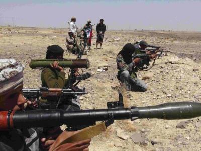 تصویر از از سرگیری درگیری بین نیروهای هادی و شورای انتقالی در عدن
