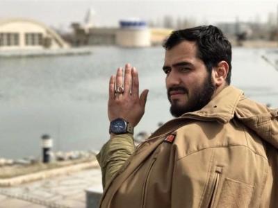 تصویر از جای خالی شهید مدافع حرم در دیدار مردم تبریز با رهبر انقلاب+عکس